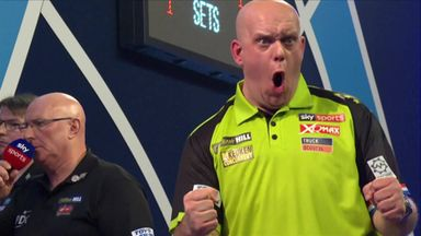 MVG hits a 130 bull finish