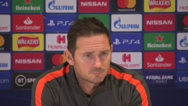Lampard: We are a work in progress