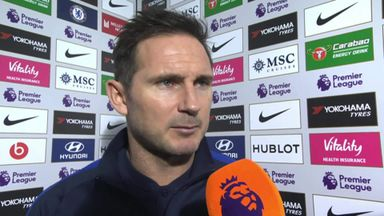 Lampard wants chances taken