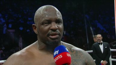 Whyte: I'm tough as old boots.