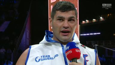 Hrgovic ready for the big names!