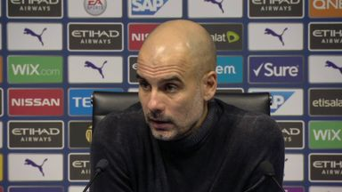 Pep: Important not to give up