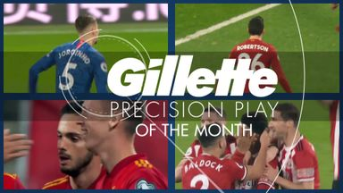 Gillette Precision Play: The best of November