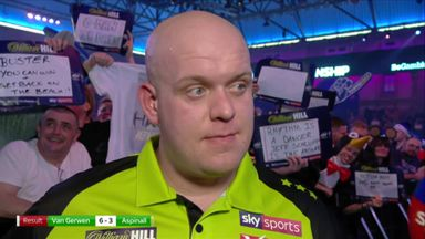 MVG: I have to do better in final