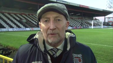 Holloway 'couldn't refuse' Grimsby job