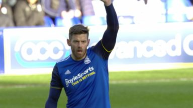 Jutkiewicz gives Birmingham the lead
