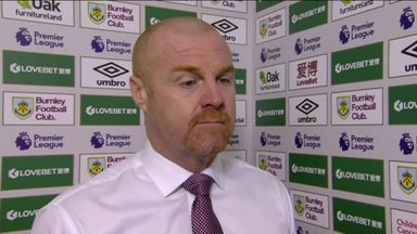 Dyche: We needed a reaction