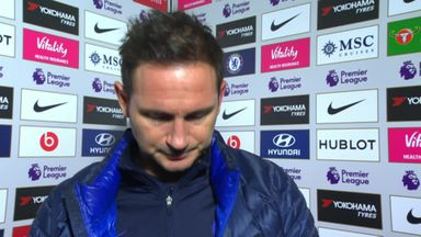 Lampard: We need to be better