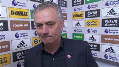 Jose: We showed amazing spirit