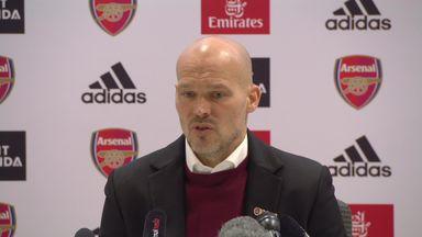 Ljungberg urges Arsenal to make decision