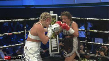 Courtenay's big KO