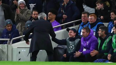 Meet Spurs' teen sensation, the ball boy!