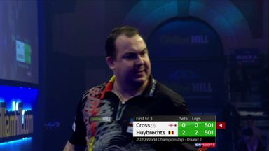 Huybrechts' massive 157 checkout