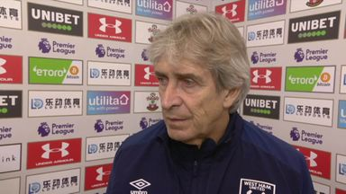 Pellegrini: Antonio makes an impact