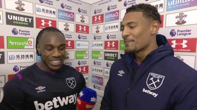 Antonio: Massive win for West Ham