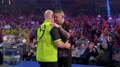MVG beats Aspinall to reach final