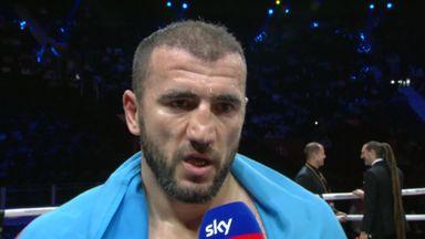 Majidov reacts to KO win