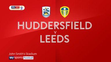 Huddersfield 0-2 Leeds