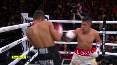 Vicious Martinez KO's Rosales