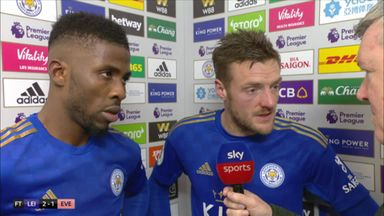 Vardy: We have quality in abundance