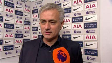Mourinho: Son was 'Sonaldo' today!