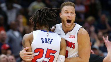 Rose hits game-winner to sink Pelicans