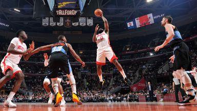NBA Wk 8: Rockets 116-110 Cavaliers