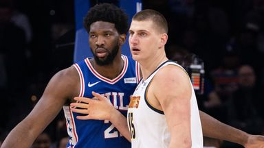 Barkley: No intensity from Embiid or Jokic