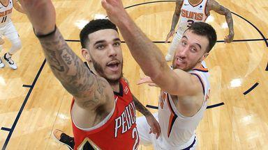 NBA Wk7: Suns 139-132 Pelicans (OT)