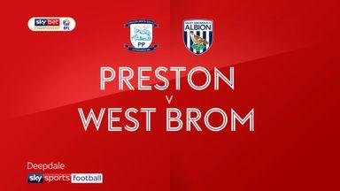 Preston 0-1 West Brom