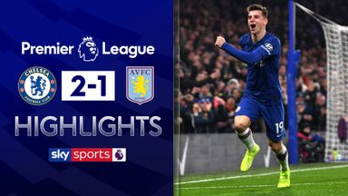 Mount stunner secures Chelsea win