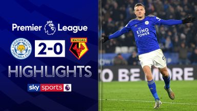 Leicester move second after win