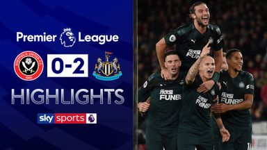 Newcastle win after VAR drama
