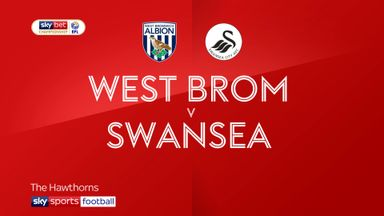 West Brom 5-1 Swansea