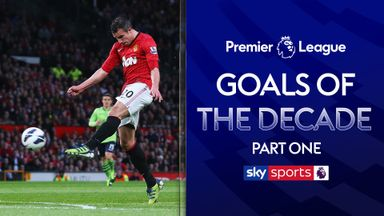 PL Goals of the Decade: Part 1