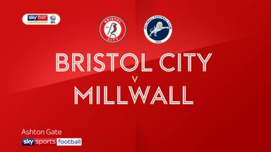 Bristol City 1-2 Millwall