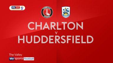 Charlton 0-1 Huddersfield