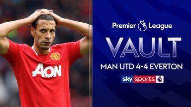 PL Vault: Man Utd 4-4 Everton (2012)