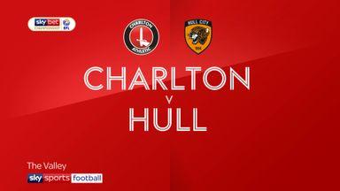 Charlton 2-2 Hull