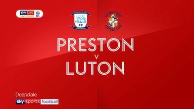 Preston 2-1 Luton