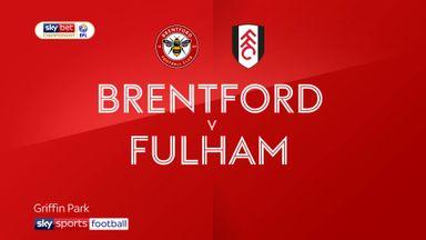 Brentford 1-0 Fulham
