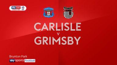 Carlisle 0-0 Grimsby