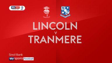 Lincoln 1-0 Tranmere