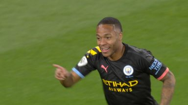 City on fire as Sterling makes it 2-0! (15)