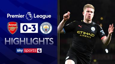 De Bruyne dazzles as City ease to victory