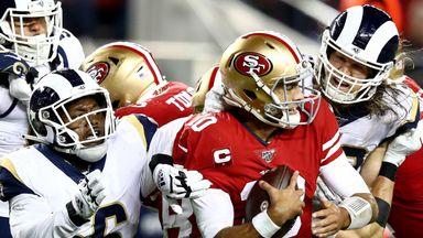 Rams 31-34 49ers