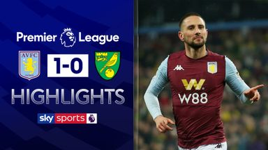 Hourihane strike gives Villa the points