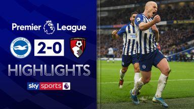 Brighton win despite VAR intervention