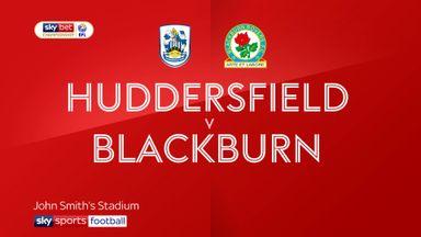 Huddersfield 2-1 Blackburn