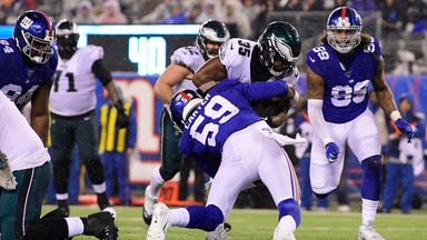 Eagles 34-17 Giants